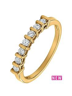 love-diamond-9ct-yellow-gold-25-point-diamond-eternity-ring