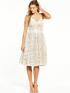 Lace cocktail dress uk