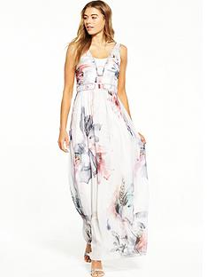little-mistress-floral-plunge-maxi