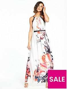 little-mistress-floral-ink-print-maxi-dress