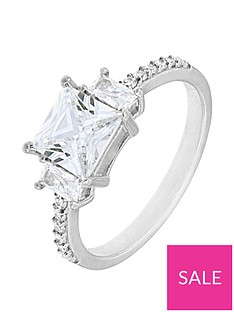 the-love-silver-collection-sterling-silver-princess-cut-cubic-zirconia-ring