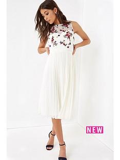 little-mistress-little-mistress-embroidered-midi-dress