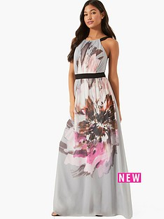 little-mistress-printed-maxi-dress-with-silver-trims