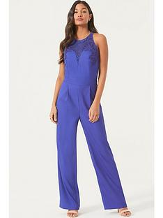 little-mistress-cobalt-jumpsuit-with-mesh-trim
