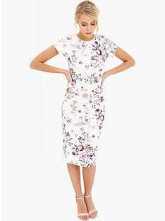 girls-on-film-nude-floral-bodycon-dress