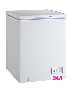 swan-140-litre-chest-freezer--nbspnext-day-delivery-white