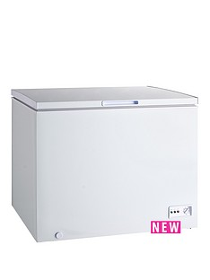 swan-282-litre-chest-freezer-white--nbspnext-day-delivery