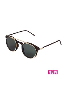 river-island-brow-bar-round-sunglasses