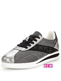 kendall-kylie-kendall-kylie-karmyn-metallic-trainer