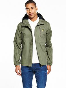 lyle-scott-lyle-amp-scott-hooded-curved-hem-jacket