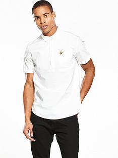 lyle-scott-lyle-amp-scott-garment-dye-overhead-oxford-shirt