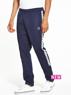 fred-perry-sports-authentic-taped-track-pants