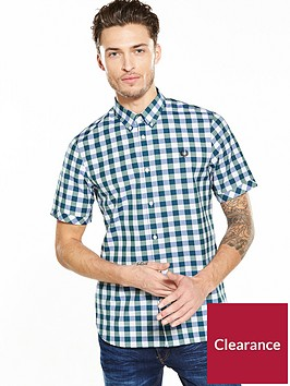 fred-perry-fred-perry-bold-gingham-short-sleeve-shirt