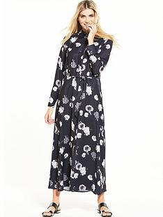 selected-femme-rosanna-long-dress