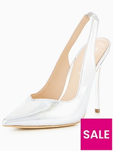 office-highlifenbspslingback-court-silver