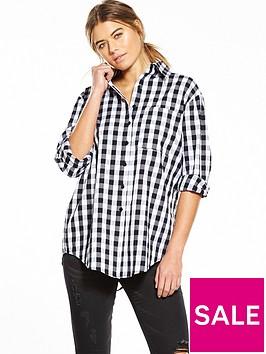 glamorous-gingham-shirt
