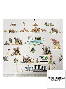 walltastic-walltastic-jungle-adventure-room-deacutecor-kit-with-54-stickers