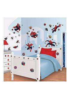 walltastic-ultimate-spiderman-room-deacutecor-kit