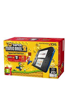 nintendo-2ds-black-and-blue-console-with-super-mario-bros-2