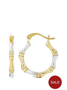 love-gold-9ct-gold-and-white-rhodium-highlights-creole-hoop-earrings