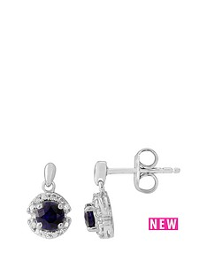 love-gem-sterling-silver-created-sapphire-and-cubic-zirconia-halo-earrings