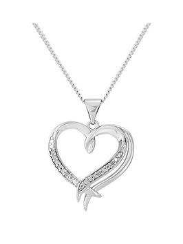 love-diamond-sterling-silver-diamond-heart-pendant