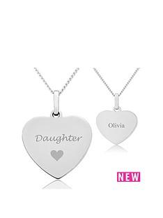 keepsafe-keepsafe-sterling-silver-personalised-heart-pendant