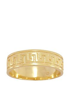 love-gold-sterling-silver-gold-plated-greek-key-band-ring