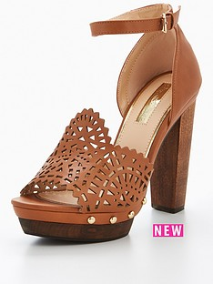 miss-selfridge-miss-selfridge-tan-laser-cut-platform-sandal