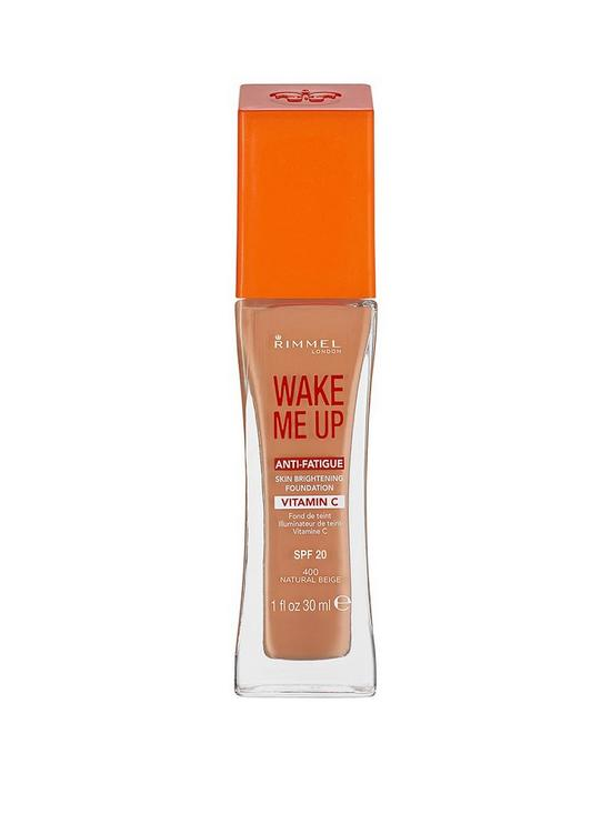 London Wake Me Up Foundation with Vitamin C Light Coverage