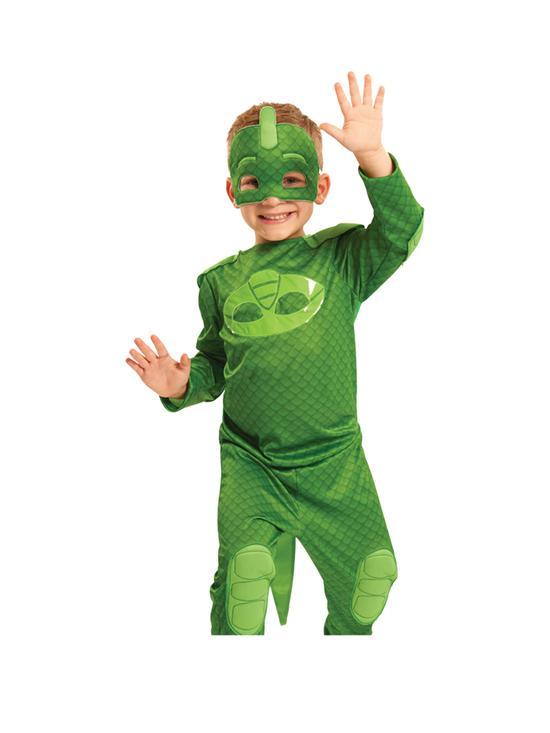 a4bf258cca0d PJ MASKS Costume Set - Gekko
