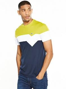 lacoste-sport-colour-block-t-shirt