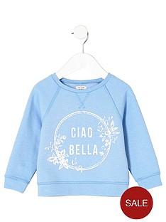 river-island-mini-mini-girls-blue-039ciao-bella039