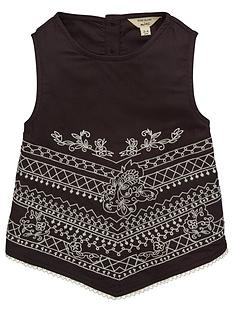river-island-mini-black-embroidered-top