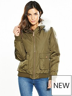 regatta-berdine-waterproof-jacket-camo-green