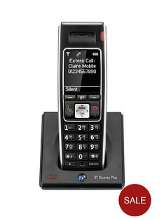 bt-bt-diverse-7400-plus-single-dect-additional-handset-black