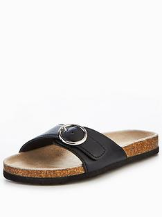 v-by-very-tabby-footbed-twist-flat-sandal-black