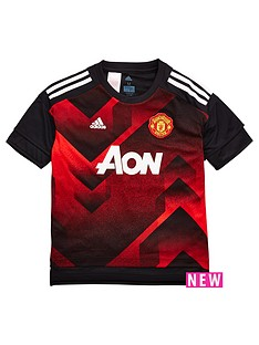 adidas-adidas-manchester-united-junior-pre-match-tee