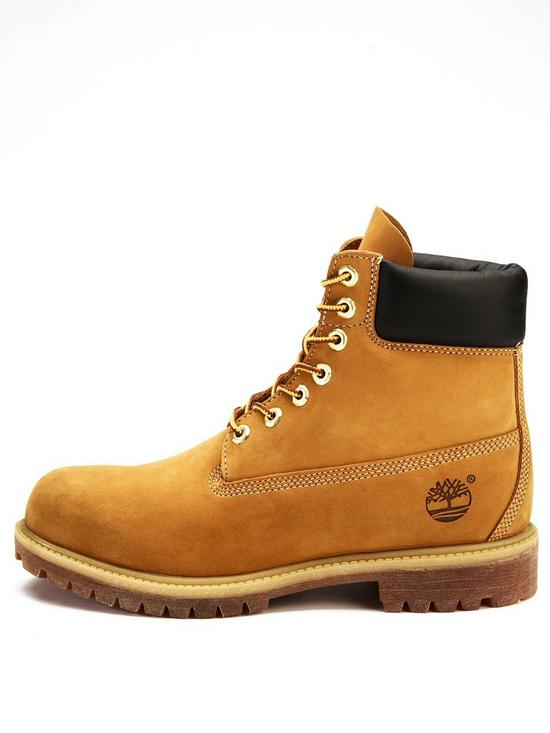 79d8c78d14fed ... Timberland Mens 6 inch Premium Leather Boots / Previous / Next. View  larger
