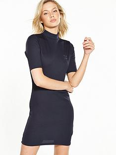 adidas-originals-high-neck-dress-navy