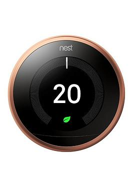 nest-learning-thermostat-3rd-generation-works-with-alexanbspand-google-home-assistant
