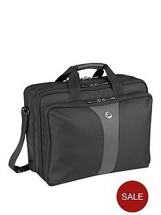 wenger-wenger-legacy-triple-pocket-laptop-case-grey