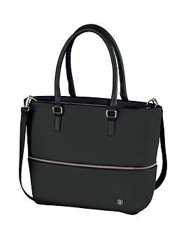 Wenger Ladies Eva Laptop Bag Black