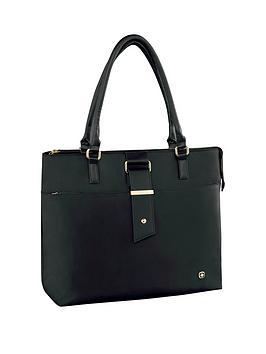 Wenger Ladies Ana Laptop Tote Bag Black