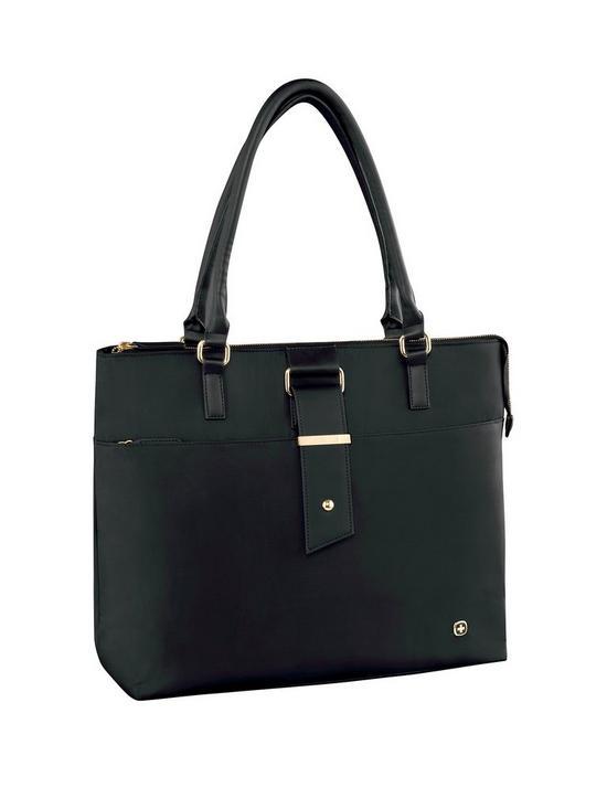 1df707b67 Wenger Ladies Ana Laptop Tote Bag Black | very.co.uk