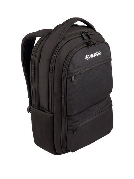 wenger-wenger-fuse-16-inch-laptop-20-litre-backpack-padded-laptop-compartment-with-ipadtablet-ereader-pocket-black