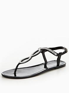 v-by-very-charlie-diamante-jelly-sandal-black