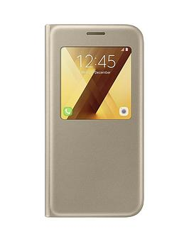 samsung-2017-stylish-s-view-cover-for-galaxy-a5-gold