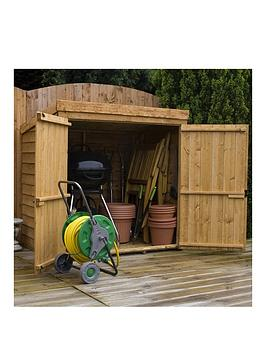 Mowerstore Wooden Lean-To Shed Best Price and Cheapest