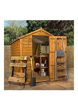 mercia-7-xnbsp5ft-overlap-apex-garden-shed